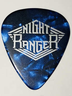 Night Ranger Guitar Pick *Very Rare