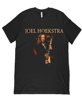 Joel Hoekstra Photo Guitar T-shirt