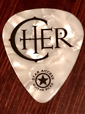Cher Guitar Pick